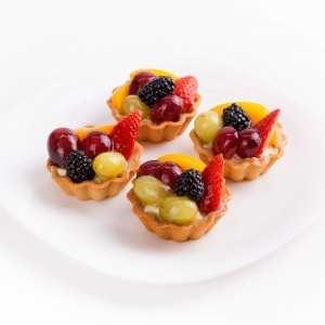 Tartoletka z owocami