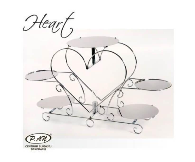 Stelaż - Heart (100 porcji)