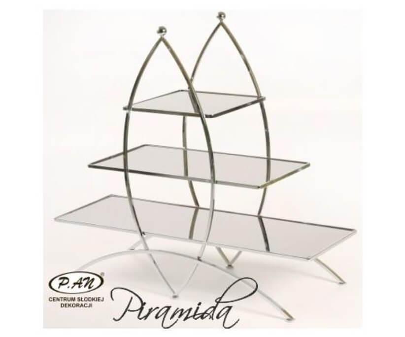 Stelaż - Piramida (100 porcji)